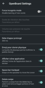 11 154x300 - OpenBoard - Clavier ultime pour Android