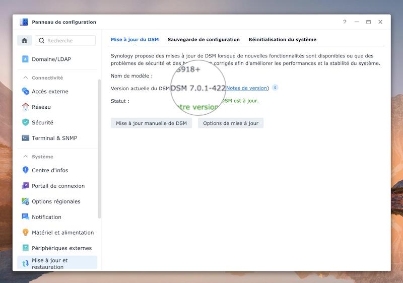 DSM 701 - Synology DSM 7.0.1 est disponible pour tous : volume de 1 Pétaoctet, déduplication...