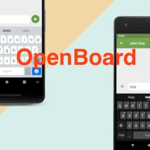 OpenBoard 293x293 - OpenBoard - Clavier ultime pour Android