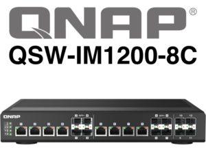 QNAP QSW-IM1200-8C