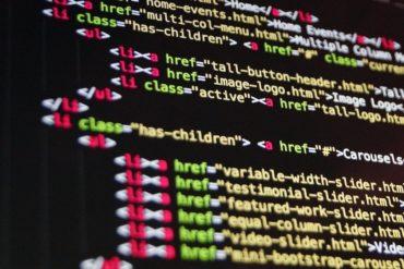 code web 370x247 - Site Web : Wordpress, thèmes, extensions, SEO...