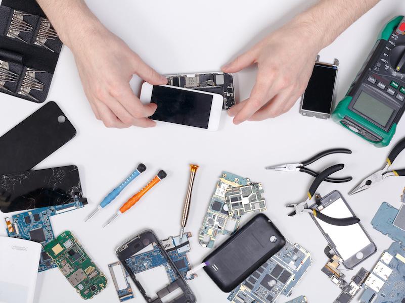 reparation smartphone - Un smartphone doit durer au moins 7 ans en Allemagne