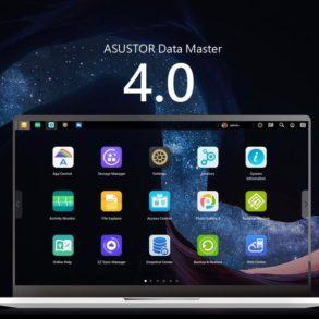 Asustor ADM 4 293x293 - Asustor ADM 4.0 : Nouvelles fonctionnalités, comment l'installer et quels NAS supportés