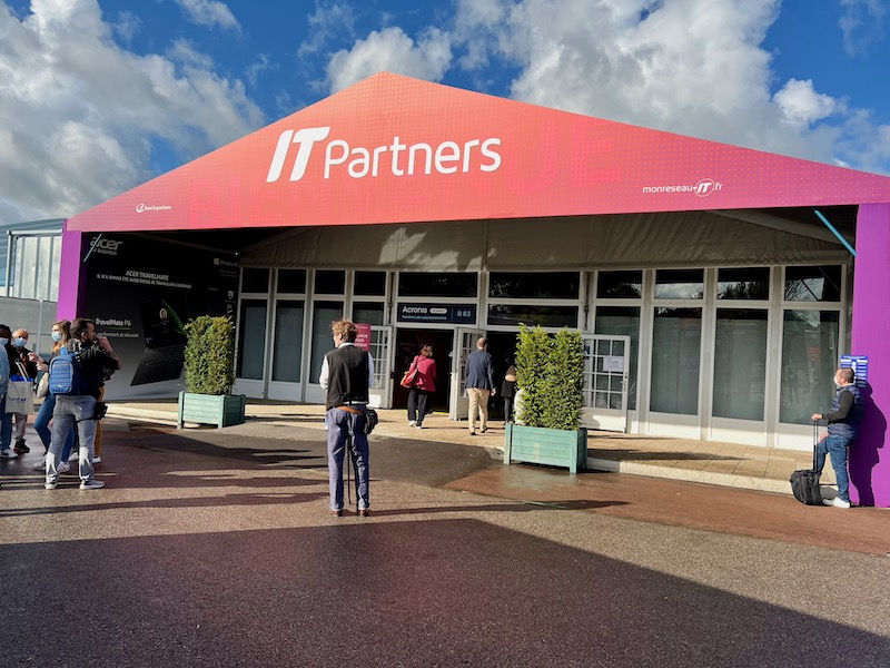 IT Partners - IT Partners 2021 - QNAP, Synology, Seagate...