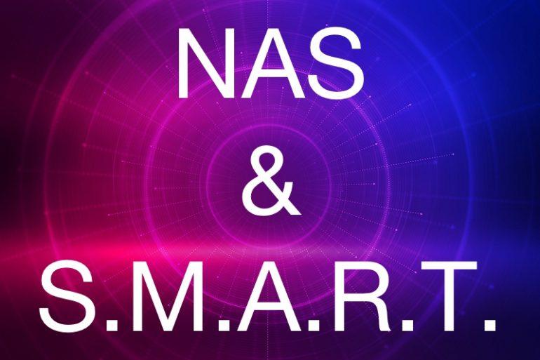 NAS SMART 770x513 - NAS et surveillance de disque (SMART)