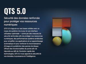 QNAP QTS 5.0