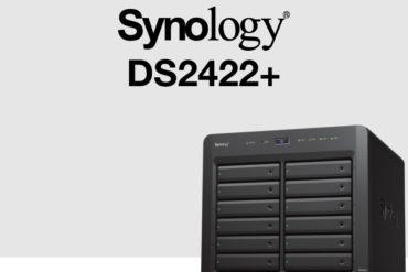 Synology DS2422 370x247 - Synology DS2422+ : AMD Ryzen, 4 Go de RAM, réseau 1 Gb/s, PCIe Gen 3.0...