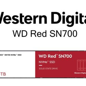 WD Red SN700 293x293 - WD Red SN700 : SSD NVMe pour les NAS