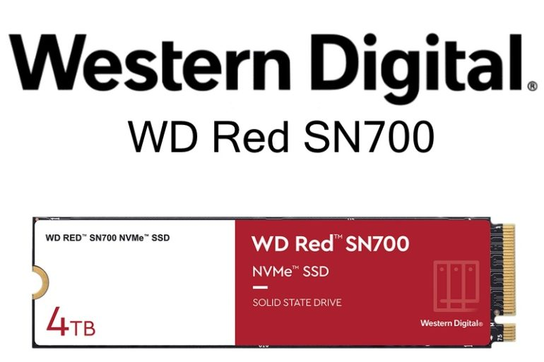WD Red SN700 770x513 - WD Red SN700 : SSD NVMe pour les NAS