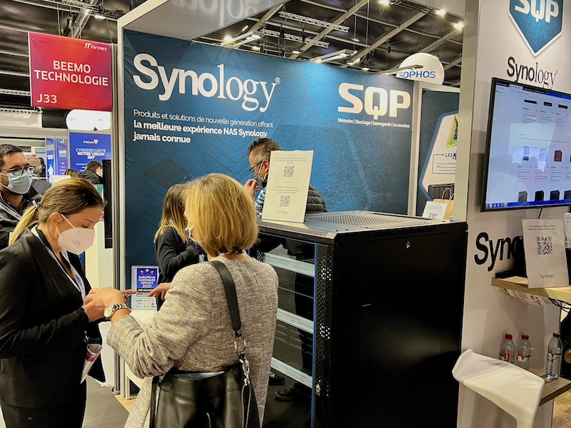 synology it partners 2021 - IT Partners 2021 - QNAP, Synology, Seagate...