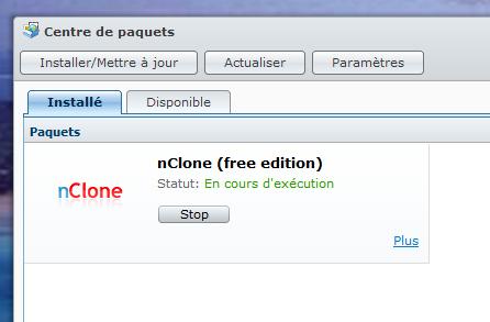 nclone3 - NAS facile : Sauvegarder / Réinstaller son PC